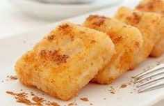 Buenos días!!! Hoy os dejo un #dulce de los de toda la vida, #lechefrita http://eldesvandevicensi.blogspot.com.es/2014/08/leche-frita.html