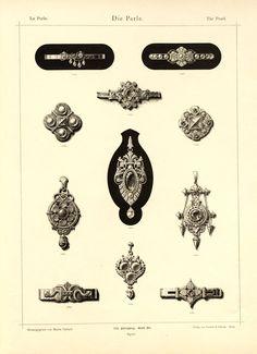 Die Perle : Weltorgan für Juwelengold und Silve...