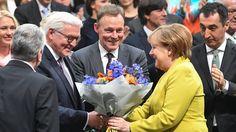 Nach Bundespräsidentenwahl: Steinmeier will Gespräch mit Putin und Trump suchen