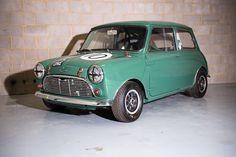 1964 Morris Mini Cooper S FIA Historic Race Car - Silverstone Auctions My Dream Car, Dream Cars, Classic Mini, Classic Cars, Mini Lifestyle, Cooper Car, Mini Copper, Mini Countryman, Car Museum