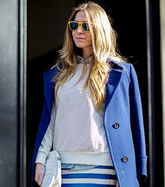 street style: Milan Fashion Week Fall 2014...