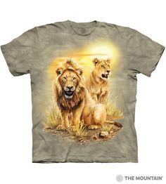 Lioness Kid/'s T-Shirt Children Boys Girls Unisex Top Lion