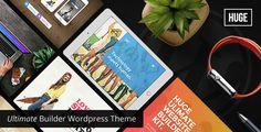 HUGE - Ultimate Builder WordPressTheme