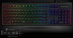 Giveaway: Tesoro Excalibur RGB Mechnical Gaming Keyboard – Pintereste – Prize: Tesoro Excalibur RGB Mechnical Gaming Keyboard #computer #giveaway