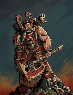 Warhammer Art, Warhammer Fantasy, Warhammer 40000, Chaos 40k, Tragic Hero, Knight Art, Fantasy Warrior, Art File, Space Marine