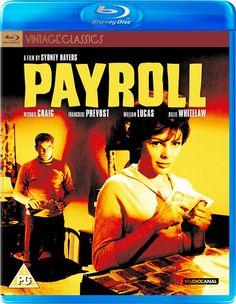 Payroll - Blu-Ray (Studiocanal Region B) Release Date: July 13, 2015 (Amazon U.K.)