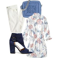 """#Fast spring set"" by ivanyi-krisztina on Polyvore"