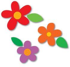 Flor com folhas molde eva Felt Crafts, Diy And Crafts, Crafts For Kids, Arts And Crafts, Flower Template, Spring Crafts, Flower Crafts, Paper Flowers, Pink Ladies