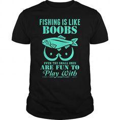 FISHING IS LIKE…