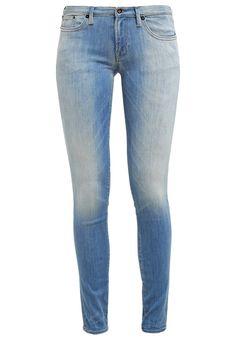Denham Jeans Skinny Fit blue denim Meer info via http://kledingwinkel.nl/product/denham-jeans-skinny-fit-blue-denim/