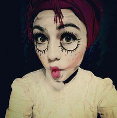 My face art 😚