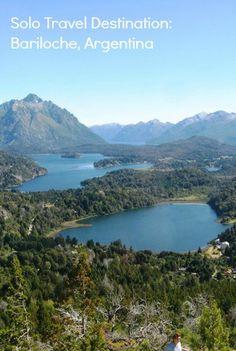 Solo Travel Destination: Bariloche, Argentina http://solotravelerblog.com/solo-travel-destination-bariloche-argentina/