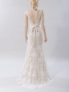 Spitzen-Brautkleid Brautkleid Brautkleid von ELDesignStudio auf Etsy
