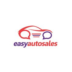 Create an iconic logo for EasyAutoSales.com by moonhead