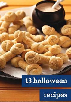 13 Halloween Party Menu Recipes – Dressing up, playing games, nibbling appetizers made to look like bat wings or tombstones, it can only mean one thing—it's a Halloween party! We've got ideas for your spooky decorations, Halloween party menus and so much more.
