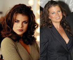 Beautiful Arab Women, Amazing Women, Yasmine Bleeth, Then And Now Photos, Popular Actresses, Beauty Regimen, Baywatch, Celebs, Celebrities