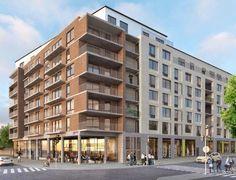 Stockholm & Projekt