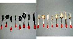more pascal anson: re-imagined silverware - Improvised Life
