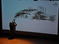 Interactive Scenography Lab  https://vimeo.com/7148313#