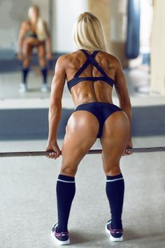 Beautiful #fitness girl. Get #fit at home with tips at http://ozhealthreviews.com/fitness-tips/how-to-workout-at-home/