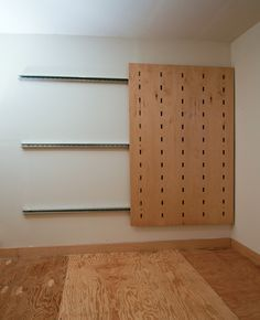 How to install   Kerf Wall
