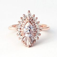 Rhapsody in Rose Gold