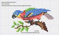 Parrot chart