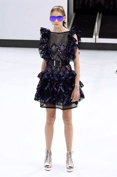 Chanel spring/summer 2016 collection show pictures | Harper's Bazaar