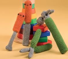 The Big Book of Little Amigurumi: 72 Seriously Cute Patterns to Crochet -Tools - hammer, screwdriver, pliers, rasp