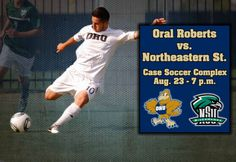 Golden Eagles to host NSU in final exhibition match