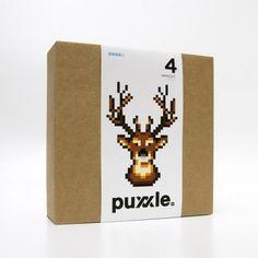 puxxle — Reindeer