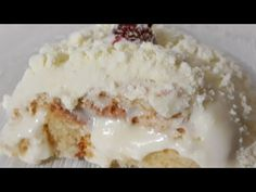 BOLO PAVÊ-MUITOS QUEREM COMER,MAS POUCOS SABEM FAZER - YouTube Other Recipes, Good To Know, Mousse, Cake Recipes, Food And Drink, Low Carb, Ice Cream, Candy, Ethnic Recipes