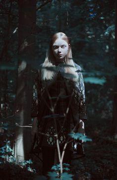 Marta Bevacqua #bleaq #portrait #photography
