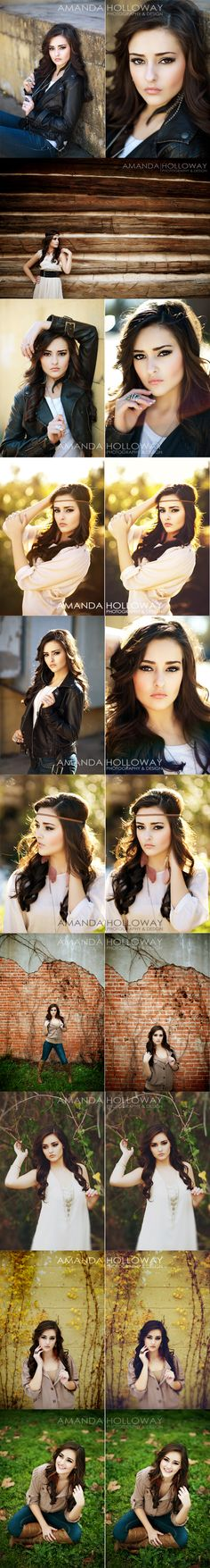 Senior photo ideas AMANDA HOLLOWAY PHOTOGRAPHY | THE WOODLANDS, TX