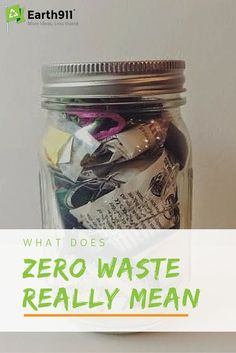 Not sure what zero waste really means? We've put together this handy guide to break it down for you. We've also included some tips on how you can decrease the waste in your life.