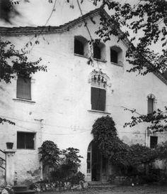 Can Rectoret era una de les masies més antigues de la vall, del segle XV