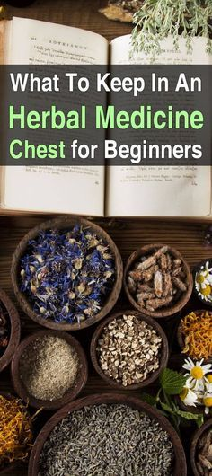 What to keep in your herbal medicine chest. These herbs and essential oils are basics that are great for anyone, especially those new to natural medicine. Healing Herbs, Medicinal Plants, Natural Healing, Natural Oil, Natural Beauty, Holistic Healing, Natural Home Remedies, Herbal Remedies, Health Remedies