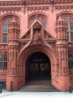 Law Courts Birmingham, England