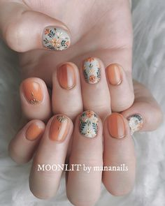 Glamorous Nail Design Ideas so that you Flaunt your Nails with Confidence Allow your nails to shine like a queen & gain attention like never before, with these glamorous nail design ideas which have been carefully curated for you Spring Nail Art, Spring Nails, Summer Nails, Fall Nails, Nail Art For Fall, Cute Nails, Pretty Nails, Hair And Nails, My Nails