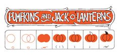 Ed Emberley's Drawing Pages for your kids! They're free Halloween PDF… Ed Emberley, Jack Lantern, Mixed Media Art, Kids And Parenting, Art Lessons, Art For Kids, Art Projects, Doodles, Halloween
