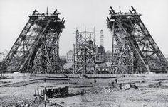 """Résultat de recherche d'images pour """"construction tour eiffel"""""""