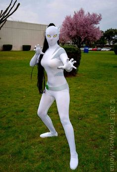 Marvel's White Tiger #cosplay                                                                                                                                                     Mais