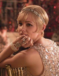 Carey Mulligan Great Gatsby Hairstyle
