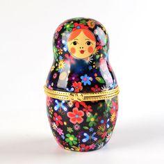 Nesting Doll Trinket Box $8.99