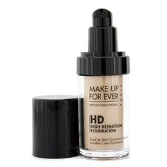 MAKE UP FOR EVER HD Invisible Cover Foundation 120 Soft Sand 101 oz *** More info could be found at the image url.