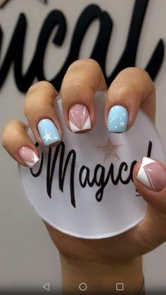 Precious Nails, Beauty Nails, Hair Beauty, Short Nails, Nail Designs, Nail Art, Sour Cream, Pretty Nails, Work Nails