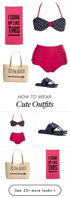 """""""Untitled #214"""" by styledbyafrica on Polyvore featuring Style & Co. and Tory Burch"""