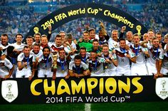 Germany FIFA WC 2014!!!!! <3