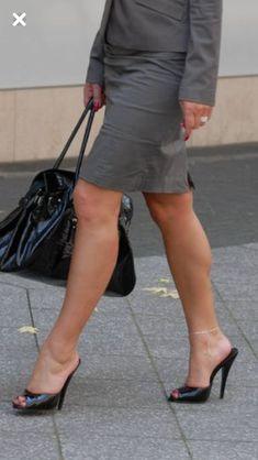 heels high Lady ewa