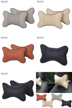 [Visit to Buy] Dropship wupp Top Quality 1PC Car Auto Seat Head Neck Rest Cushion Headrest Pillow Pad New Arrival Jul.19 #Advertisement